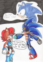 Worlds Unite - Robotosized Evil Sonic?! by Piplup88908