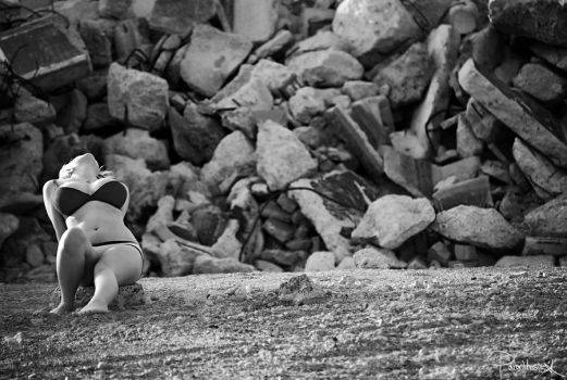 Beauty and the Rubble by ParenthesisX
