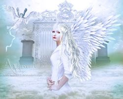 The Angel Port by annemaria48