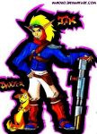 Jak and Daxter by Hanoko