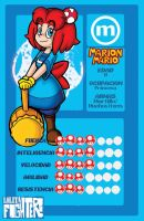 Marion Mario by FlintofMother3
