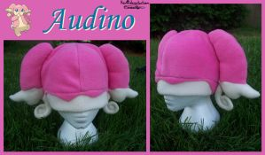 Audino Hat - $40 by Kai45