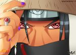 Uchiha Itachi by honchkrow14