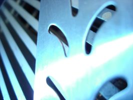 Spatula on grate by Covet-17