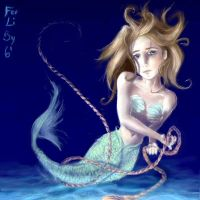 The mermaid by Sixio