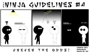 The Ninja Guidelines no4 by centuryslayer