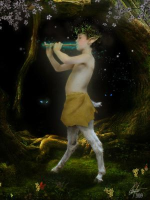 Enchantment of the Faun