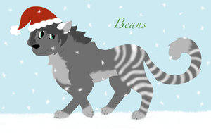 Christmas Gift ~ Beans by CandySpazz