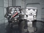 Cubeecraft- Star Wars by CyberDrone