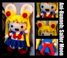 She is the one...Sailor Moon by stina-woot