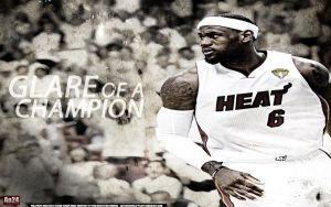 Lebron James by pllay1