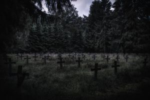 Cemetery of the Insane 03 by Bestarns