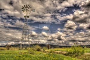 windmill by SuperMario82