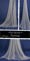 Veil Stock Package 1 by almudena-stock