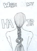 Wash My Hair: Title Page by KyuuTatsu
