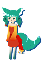AT: Cutie Pie Kitsune Bby by LukasBF