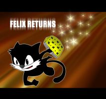 Felix The Cat Returns by fiercejarad