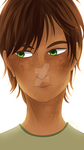 Tanned Hiccup by Nagareboshi22