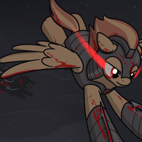 Adapting to Night: CoTN Part 7 Preview by drawponies