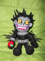 Ryuk plush by sevichan