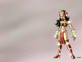 Justice League Darna by iANAR