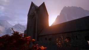Dragon Age Inquisition | The Keep by Lootra
