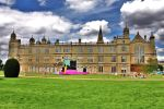 Olympic Garden Party at Burghley House by HexeMistelzweig