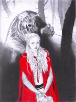 Everything a Big Bad Wolf could want by rolandflagg