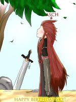 tales of abyss birthday gift by IsaacsDevil4108