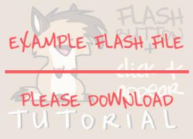 Example Flash files- download by KCoyote