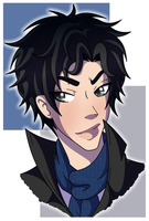Fave Consulting Detective by Cazuuki