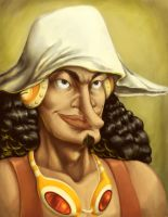 Timeskip Usopp by Michire
