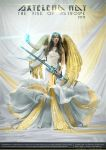 Axtelera-Ray : Princess Theia A Guardian Angel by Visual3Deffect