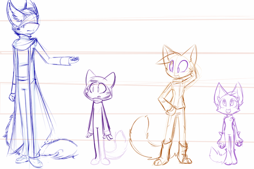 Style n Height Chart by Void-Shark