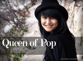 Queen of Pop by rekhaza