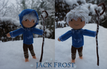 Jack Frost Plushie by Aophrodite