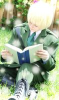 A Lovely Book, Indeed by Victoria382