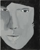 Patrick Stump (painting) by GretchElise