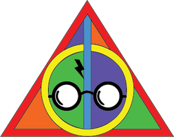Hp Deathly Hallows Color Wheel by crossroad-sammy67