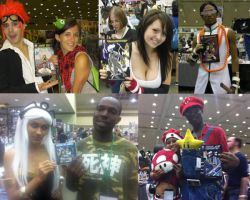 Otakon 2011 loves J1 Studios by levonn78
