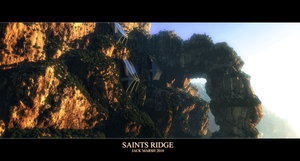 Saints Ridge by Wetbanana