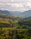 Classic New Zealand Farmland by Niv24