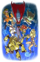 Chrono Trigger by IAMARG