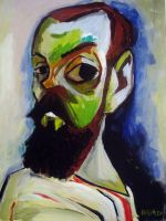 Henri-Matisse by manohead