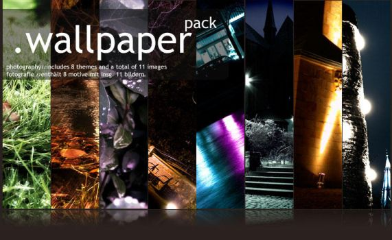 Wallpaper-Pack - Photography by MadPotato