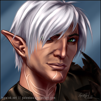 Fenris by LeyWink
