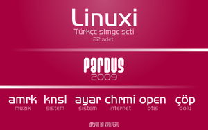 Linuxi icon set by h2okerim