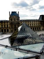 Fabulous Louvre by Natiaaa