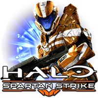 Halo Spartan Strike v2 by POOTERMAN