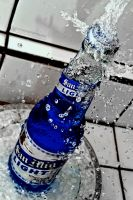 San Miguel Blue by gsuguitanjr